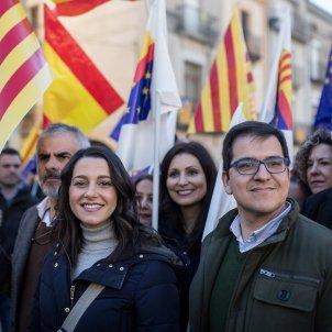 Carrizosa Arrimadas diputats Ciutadans Amer Carles Palacio