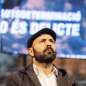 Manifestació judici proces gran via Marcel Mauri Omnium - Sergi Alcàzar