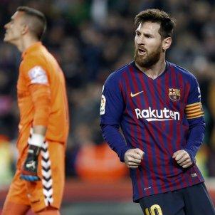 Messi Masip Barca Valladolid EFE