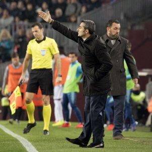 Valverde Barca Valladolid EFE