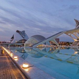 valencia ciutat de les arts pixabay