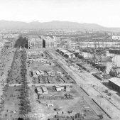 Joan Busquets Moll de la Fusta i passeig de Colom, a Barcelona Antoni Esplugues ANC