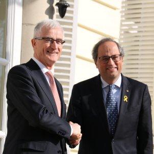 Torra president de Flandes