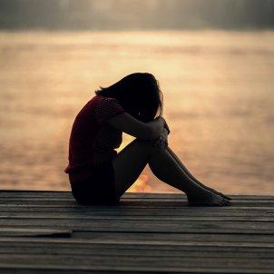 chica depresion pixabay