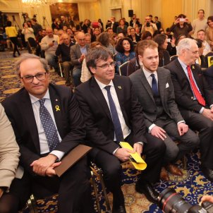 ralph packet quim torra carles puigdemont brussel·les - @govern