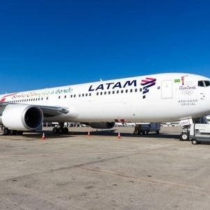 Latam Airlines EP