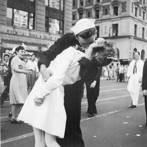 Foto mariner infermera guerra mundial