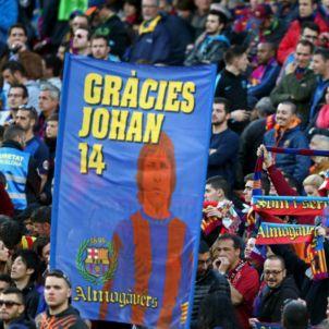 Barça Madrid 2016 Johan Cruyff EFE