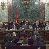 Judici Procés sala Suprem quarta sessió EFE