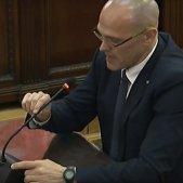 judici procés declaració romeva
