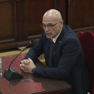 judici procés declaració Raül romeva Suprem - Efe