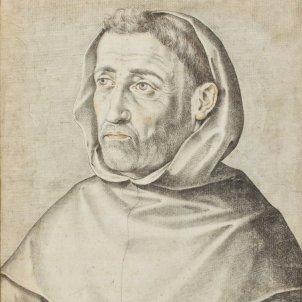 Retrato de Fray Luis de León wikipedia