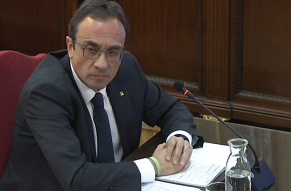 judici procés declaracio Josep Rull
