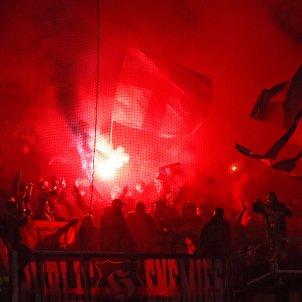 Barça Lió Champions bengales EFE
