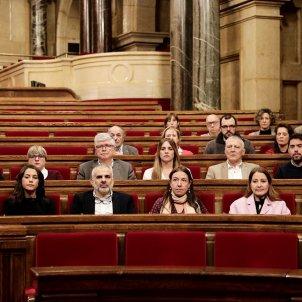 Ciutadans Parlament buit - Cedides