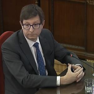 Judici proces Declaració Carles Mundo
