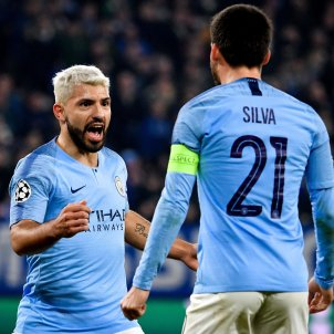Agüero Manchester City EFE