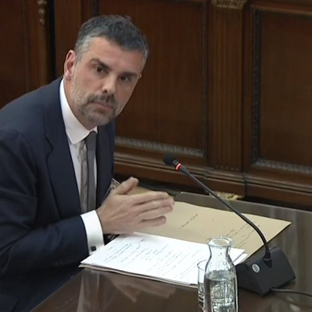 Judici Procés Santi Vila Declarant