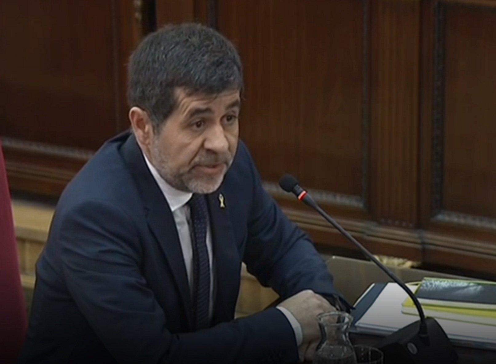 judici procés Jordi Sànchez