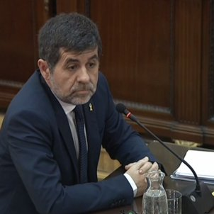 judici procés Jordi Sànchez declarant