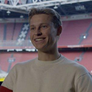 De Jong entrevista FC Barcelona
