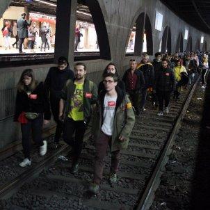 tall vies metro tren vaga judici proces Anton Rosa