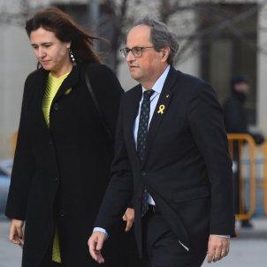 Judici procés President Quim torra - Efe