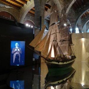 A2 Fragata Barcelona Museu Marítim