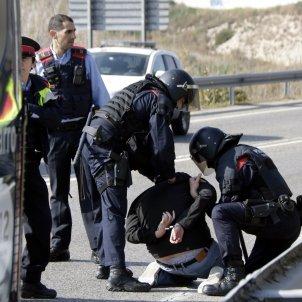 vaga general judici proces detingut Tarragona ACN