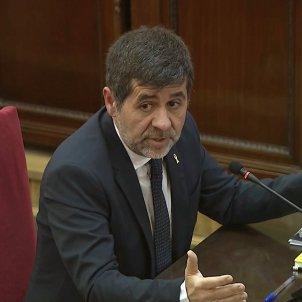 judici proces Jordi Sànchez declaració Tribunal Suprem Efe
