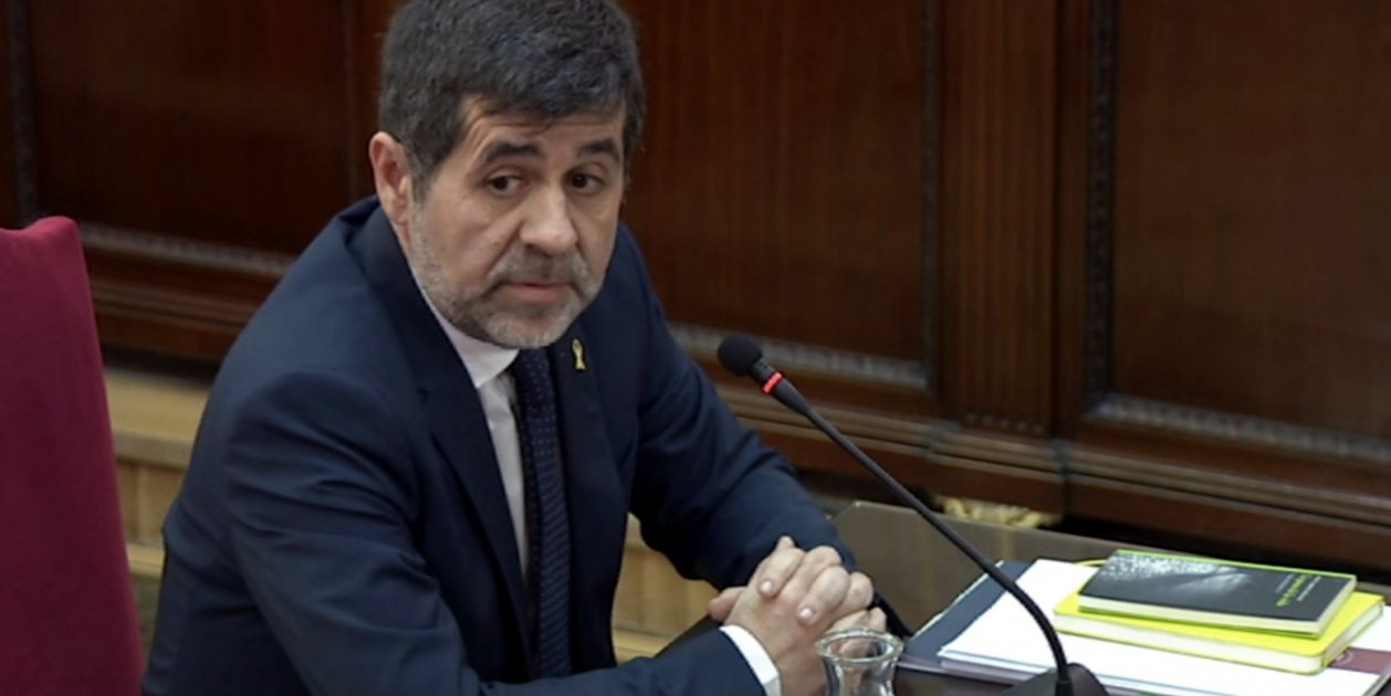 Jordi Sanchez Judici Proces Acn