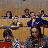 Parlament cors llaç groc - @Gilles_Simeoni