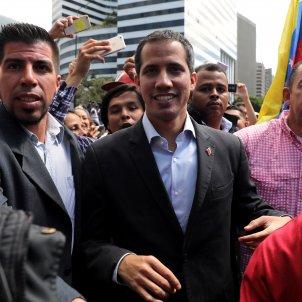 jaun guaido venezuela efe