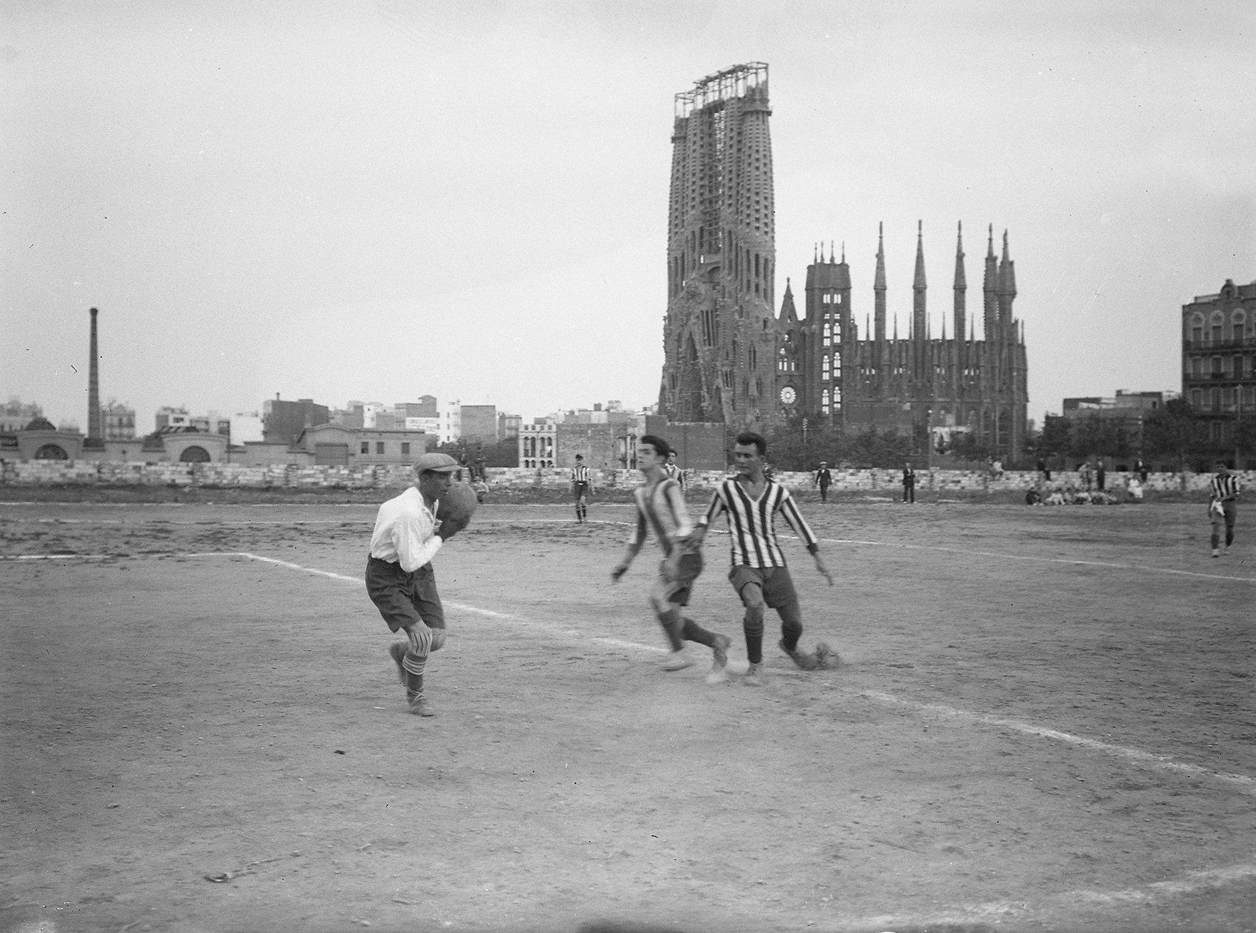 Juando 'mirem el passat' exposició fotos fotografia Diputació de Barcelona