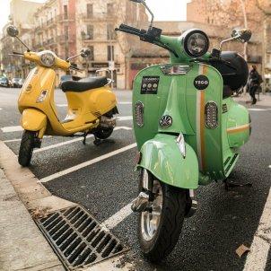 motos lloguer barcelona. @ajuntament barcelona