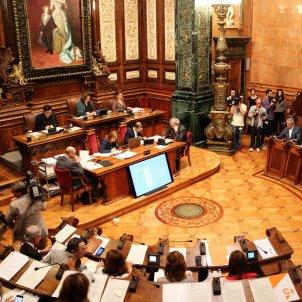 Ajuntament Barcelona ple municipal - ACN