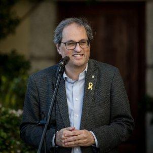 president generalitat quim torra mas perxet exili -bona qualitat - Carles Palacio