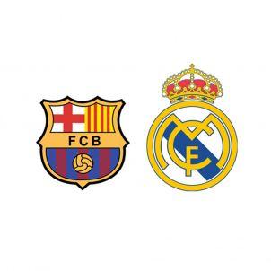 Barça Reial Madrid escuts CC