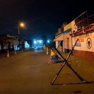 tancament frontera veneçuela efe