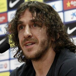 Carles Puyol EFE