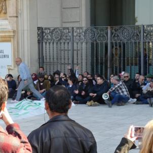 CDR MNAC protesta   CDR OFICIAL