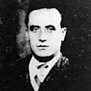 La Gendarmeria deté Aurelio Fernandez, la cara més fosca de la Catalunya republicana. Fotografia d'Aurelio Fernandez (1939). Font Ateneu Llibertari Estel Negre