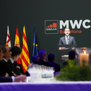 felip vi mobile world congress sopar MNAC Sergi Alcazar