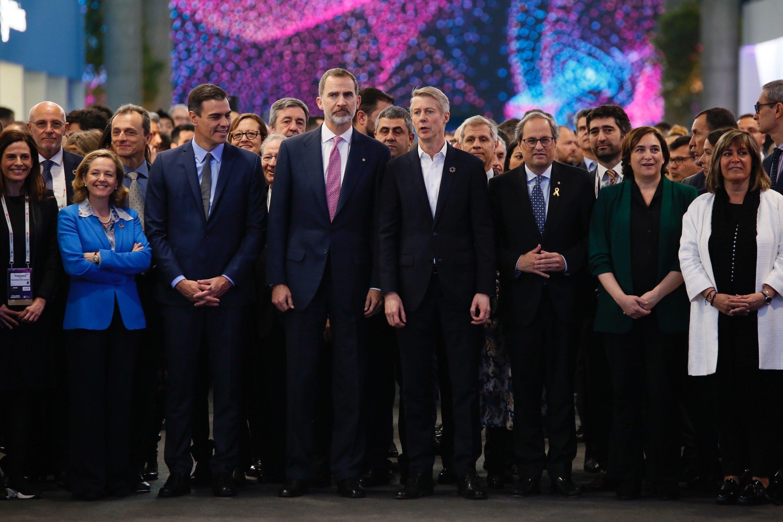 Resultat d'imatges de perdre catalunya mobile world congress 2019
