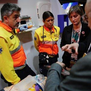 SEM-ambulancia-alba-verges-mwc-mobile-SergiAlcazar