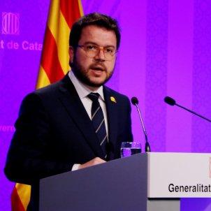 Pere Aragonès Govern Generalitat - ACN