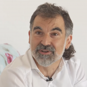 Jordi Cuixart captura vídeo - Omnium