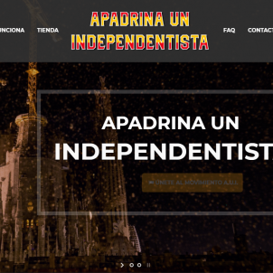 apadrina independentista