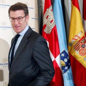Alberto Núñez Feijoo febrer 2019 EFE