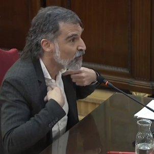 judici procés Jordi Cuixart assenyalant